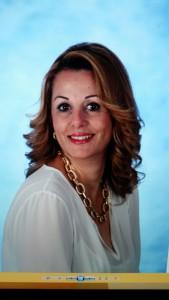 La candidata andalucista a la Alcaldía de Chipiona, Inmaculada Lorenzo, décima seleccionada en la candidatura a las autonómicas.