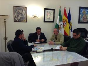 Ayuntamiento de Chipiona y Acitur trabajan en las bases para la adjudicación de las naves del vivero de empresas