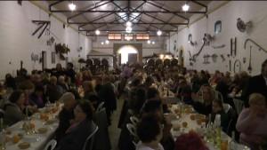 400 personas disfrutaron de la Berza de la Hermandad del Pinar que cambió con éxito de formato