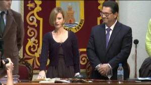 Estefanía Jurado Caballero toma posesión como nueva concejala del Partido Popular
