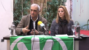 Antonio Jesús Ruiz candidato del PA a presidir la Junta reclama un servicio de ambulancia permanente para Chipiona