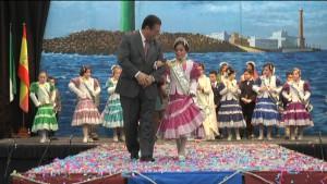 El Barrio vive su día grande del carnaval con el pregón del Kiski y la elección de la Perla Infantil