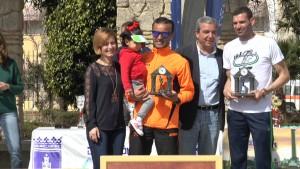 Alfredo Sánchez logra que después de treinta años un chipionero vuelva a imponerse en la Carrera Popular 28 F