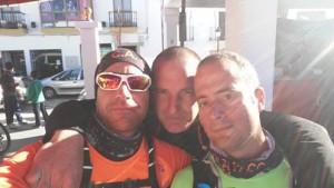 Seis atletas de Chipiona participan en la Ultra Trail Sierra de Bandoleros de 150 kilómetros