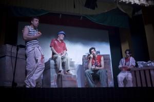 Gran respaldo a AFA Alzheimer y Fundación Vita con una divertida obra de teatro que agotó entradas