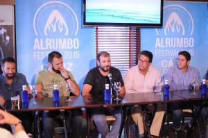 Presentada la edición más ambiciosa de Alrumbo Fest que se celebrará del 16 al 18 de julio en Costa Ballena Chipiona