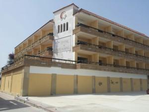 Una cadena hotelera estudia la compra del Hotel Cruz del Mar a la entidad bancaria propietaria