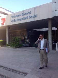 Antonio Peña cierra un acuerdo con la Seguridad Social que permite recuperar la participación en los tributos del Estado