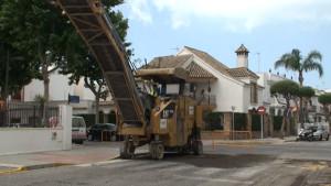 Comienza un doble plan de asfaltado que renovará el firme de más de cuarenta calles en dos meses