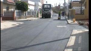 Licitadas las obras para el asfaltado de más de veinte calles del casco urbano con una inversión de 161.427,32 más IVA.