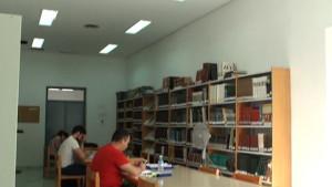 Davinia Valdés anuncia que la Biblioteca Municipal de Chipiona cuenta por primera vez con aire acondicionado centralizado