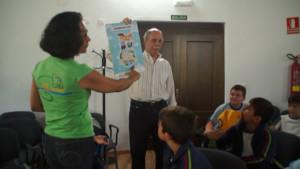 Chipiona participa en una campaña educativa sobre cambio climático puesta en marcha por la Red Españolas de Ciudades por el Clima.