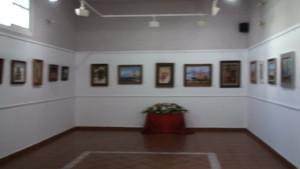 Seis exposiciones de óleos, fotografías, plumillas o acuarelas componen la programación veraniega del colectivo Espacio Vacío.