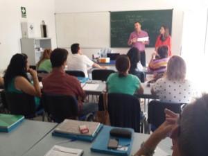 28 desempleados se han formado en ofimática e inglés básico turístico gracias a dos cursos impartidos por el Ayuntamiento