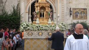 Mucha participación ciudadana en la festividad del Corpus Christi