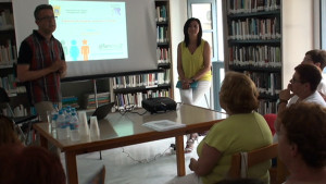 Mucha participación en el inicio de las I Jornadas primeras Jornadas Mujer y Literatura