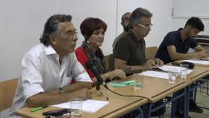 La asamblea de Izquierda Unida decide por unanimidad que sus concejales voten a su candidata a la alcaldía