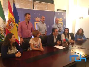 Antonio Peña avanza la distribución de delegaciones para facilitar la continuidad en la gestión