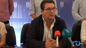 Antonio Peña asegura que en el caso uniformes apoyó una contratación que tenía todos los informes favorables.
