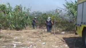 Medio Ambiente recuerda la prohibición de barbacoas, quemas agrícolas y paso de vehículos a motor por espacios forestales en verano.