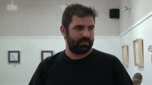 Alejandro Caraballo expone sus nuevas acuarelas con Chipiona como protagonista en la sala de Espacio Vacío en el Chusco.