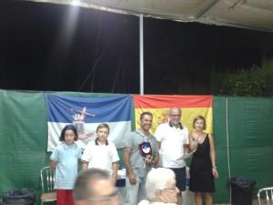 Diez barcos y treinta y cinco pescadores participaron en el I Concurso de Embarcación modalidad libre.