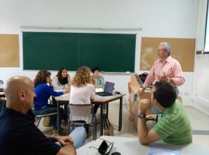 Medio Ambiente participa en un curso sobre la importancia de una buena gestión integral de las áreas litorales