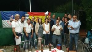 Miguel Ángel Pérez se impone en el concurso de embarcación fondeada del Club Náutico Chipiona