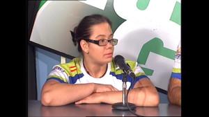 Montse Mellado se proclama subcampeona en lanzamiento de disco y peso en el Campeonato de España de Atletismo Adaptado