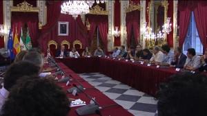 Antonio Peña participa en la constitución del Consejo de Alcaldías de la Diputación de Cádiz