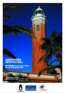 Nueva exposición fotográfica sobre los faros de Andalucía en Sanlúcar de Barrameda