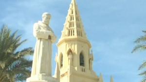 La Comunidad Franciscana realizará el sorteo de un óleo de la Virgen del Carmen para recaudar fondos para mejoras en el Santuario