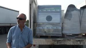 El Consistorio ultima estos días la instalación de contenedores soterrados para la recogida selectiva de residuos.