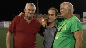 El CD Guadalcacín se adjudicó el I Memorial Manuel González Vera celebrado el pasado sábado.