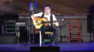 Jóvenes flamencos tributan su homenaje a Rocío Jurado por primera vez en su Semana Cultural
