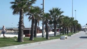 La red de riego de los jardines del Paseo de La Cruz del Mar será renovada en su totalidad