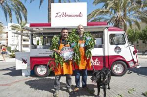 Chipiona muestra su imagen turística a toda España como sede de la gran final de Cocineros al Volante