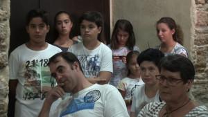 Estefanía Jurado prepara con los padres el viaje a la Base de Rota de los alumnos de sexto con mejores notas en inglés