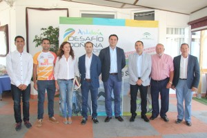 El Consejero de Turismo y Deporte subraya la consolidación de un 'Desafío Doñana' que volverá a pasar por Chipiona este año