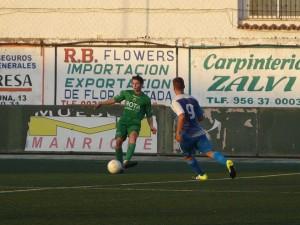 El Chipiona inicia la temporada con un empate en casa frente al Rota