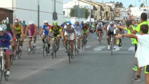 La sexta edición del Desafío Doñana bate el récord de inscripciones con 496 triatletas, un 35% más que en 2014