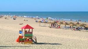Comienza la temporada media de playas que se extenderá hasta el próximo 12 de octubre.