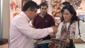 """Chipiona mostró las excelencias de su gastronomía y el proyecto Balneario Natural en el V Congreso Gastronómico """"Andalucía Sabor"""""""