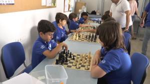El Club Ajedrez El Castillo y Ayuntamiento vuelven a ofertar para este curso escolar el proyecto Ajedrez Educativo