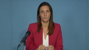 La portavoz del PP hace un balance muy positivo de la gestión realizada por el Gobierno sobre los planes de empleo