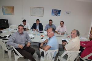 El PP provincial reúne en Chipiona a sus alcaldes para coordinar iniciativas como el nuevo plan de empleo de 6,8 millones.