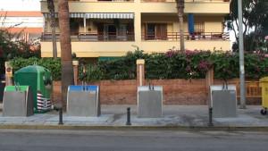 El Ayuntamiento de Chipiona pondrá en marcha una campaña de sensibilización sobre el uso de los contenedores reciclados