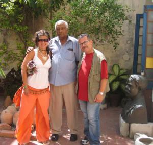 Chipiona lamenta la pérdida del historiador cubano Pedro Cosme Baños.-