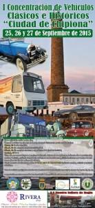Chipiona vivirá del 25 al 27 de septiembre su primera concentración de vehículos clásicos e históricos