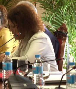 La concejal y portavoz socialista Mónica Beatriz Vázquez Caro  renuncia a su acta de concejal